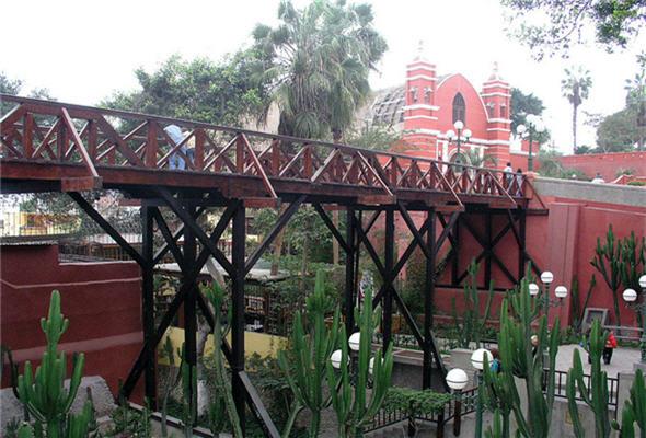 Puente de los Suspiros inspiracion de Chabuca Granda