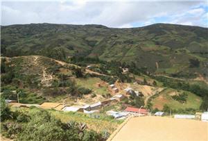 paisaje de Lambayeque