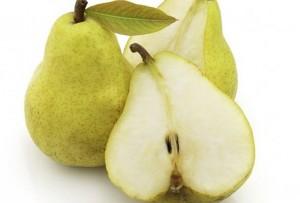 pera la fruta antioxidante
