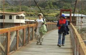 camino a Cotahuasi en Arequipa