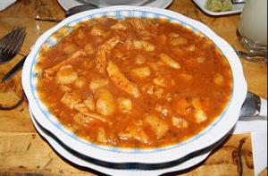Gastronomía de Coracora en Ayacucho