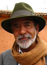 arqueólogo Theo Paredes en Kantupata