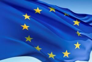 Bandera de los países de la Unión Europea