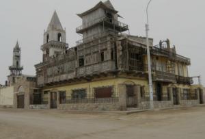 cuentos de fantasmas en el castillo de Punta Negra