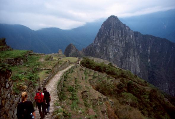 Camino Inca en Cusco
