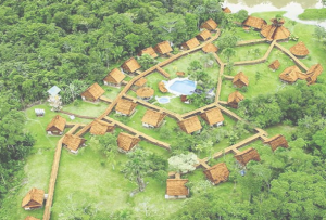 Amazon Rainforest Lodge en la amazonia