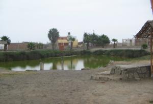 Chilca, cerca a Lima