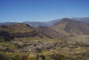 provincia de churpanca en huancavelica