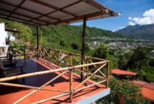hotel en la selva alta de junin