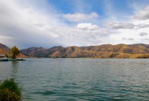 Laguna de Paca cerca a Jauja