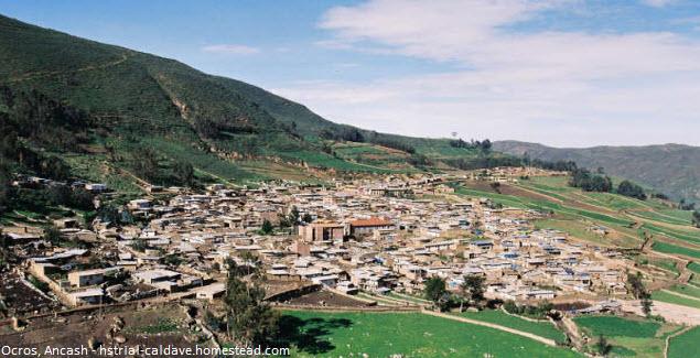 pueblo de Ancash