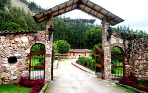 alojamiento en Cajamarca