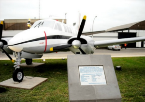aeronaves en parque temático del callao