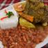 seco con frejoles en la gastronomia peruana