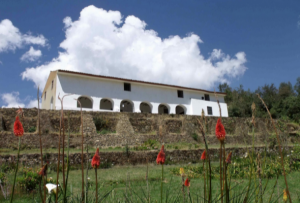 Casa Hacienda Shismay es Patrimonio Cultural de la Nación