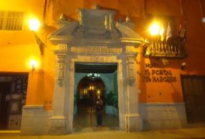 casona antigua colonial en cajamarca