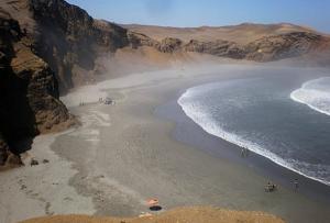 playa del norte chico