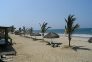 playas al norte del Perú