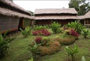 Heliconia Lodge cerca a Iquitos