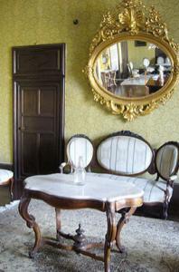 sala de la Casa Urteaga de Trujillo