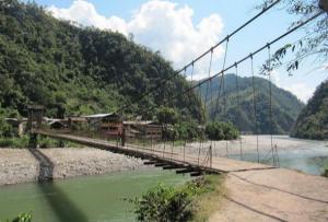 puente mas antiguo en Chanchamayo