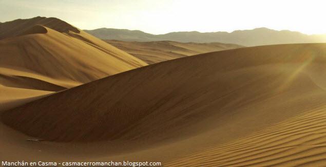 dunas de Casma