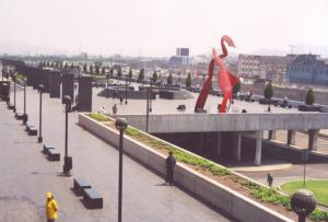 mirador artificial de Lima