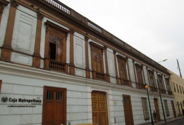 exhibición de obras de Pancho Fierro en Lima