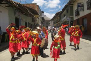 Los Pallos de Santiago de Chuco