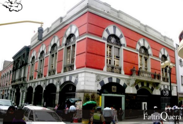 Palacio Dubois en Lima