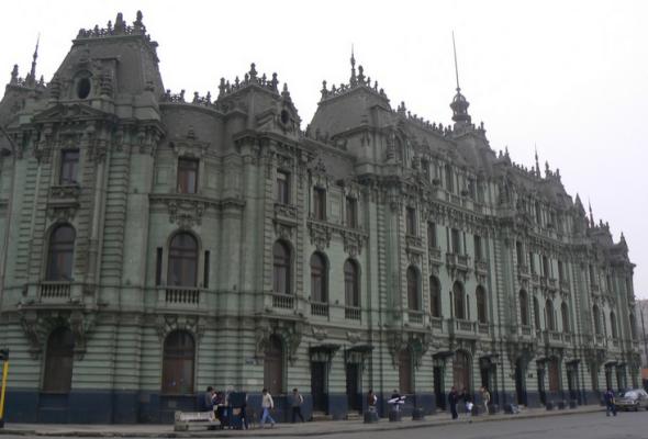 Edificio Roosevelt en Lima