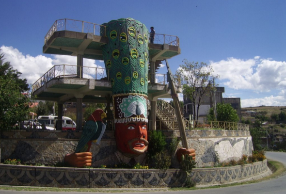 chupaca cerca a Huancayo