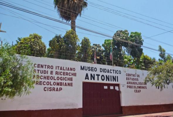museo en Ica