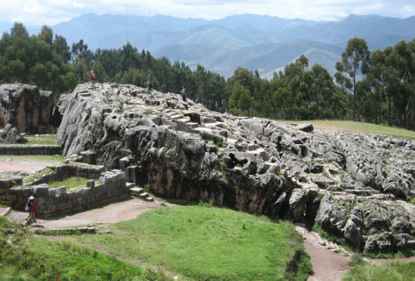 Qenqo en Cusco