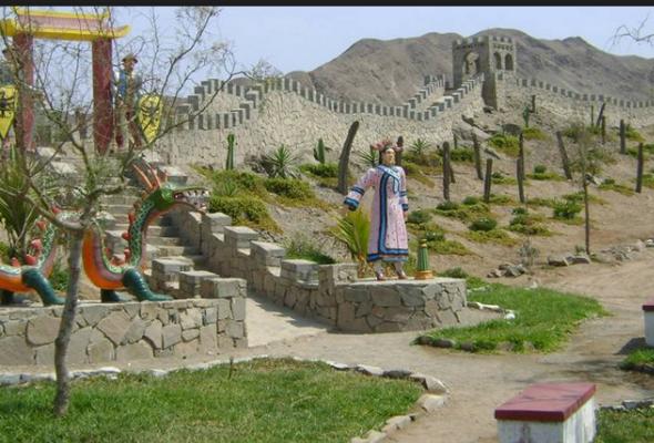 parque de Quilmaná en Lima