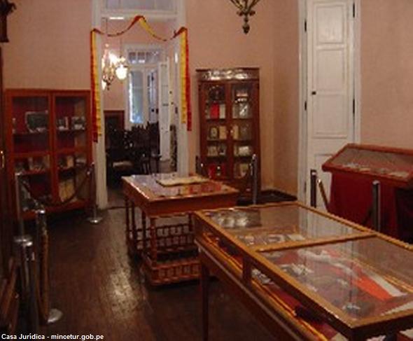 interior del archivo regional de Tacna