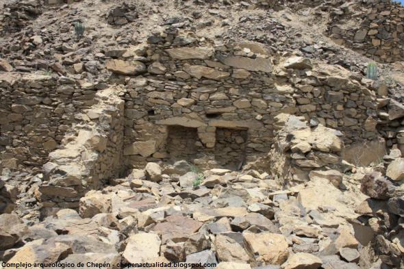 restos arqueológicos en La Libertad