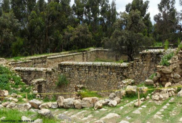 huarivilca cerca a Huancayo