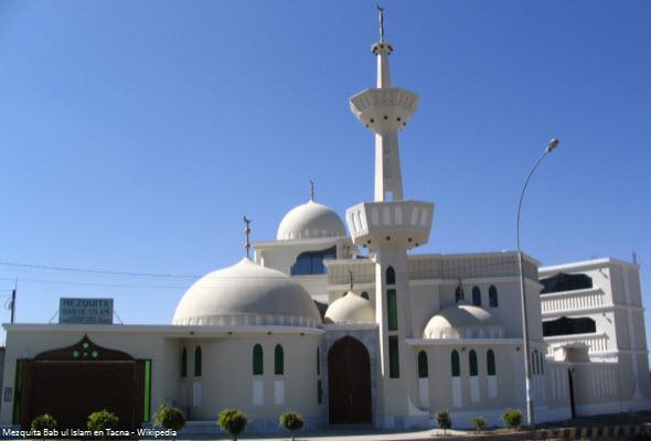 Mezquita Bab ul Islam en Tacna