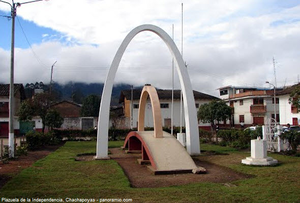 Plazuela en honor a héroes de la batalla de Higos Urcos
