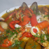 La Parihuela, sopa energética hecho por pescadores peruanos