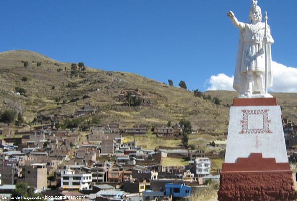 mirador natural en Puno