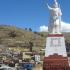 Cerrito de Huajsapata, el mirador natural de la ciudad de Puno