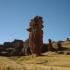 Tinajani, impresionante formaciones de rocas en Puno