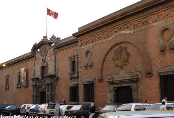 Educación Superior Artística en Lima