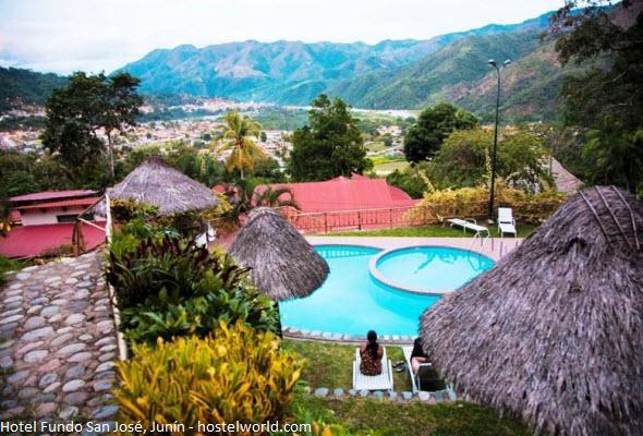 Hotel Fundo San José en Junín