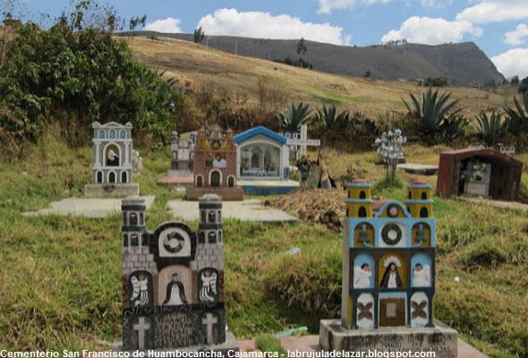 Cementerio San Francisco de Huambocancha