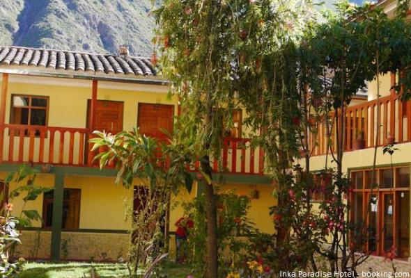 Hotel Inka Paradise en Ollantaytambo