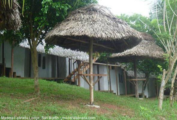 Madera Labrada Lodge en San Martín