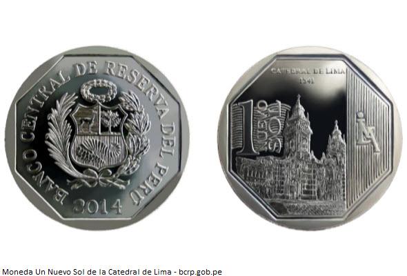 Serie Numismática Riqueza y Orgullo del Perú